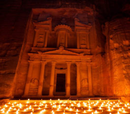 Petra-Night-Jordan
