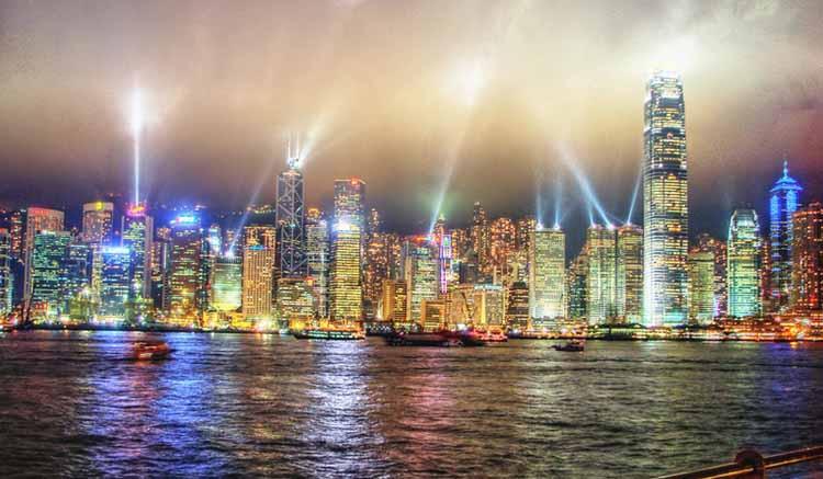 HONGKONG Chaina