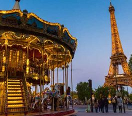 Paris go Trip Romantic